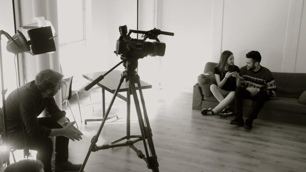 Préparation aux castings et travail à la caméra