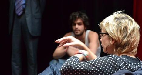 Improvisation et scènes contemporaines – Pascale Mariani