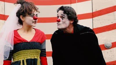 Option clown et jeu masqué