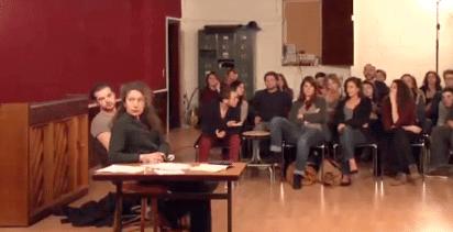 L'Audition – un film de Vincent Jouan