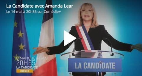 La Candidate sur Comédie + dimanche 14 mai