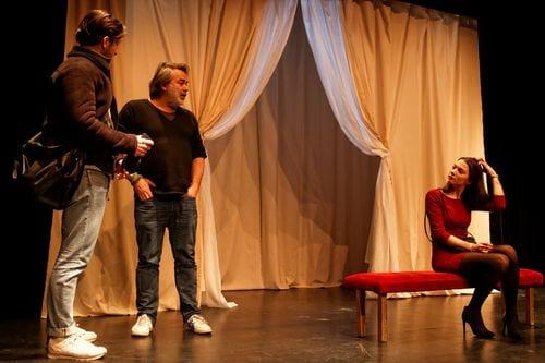 Stage d'acteur avec Xavier Durringer
