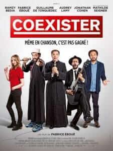 affiche-coexister-jonathan-cohen
