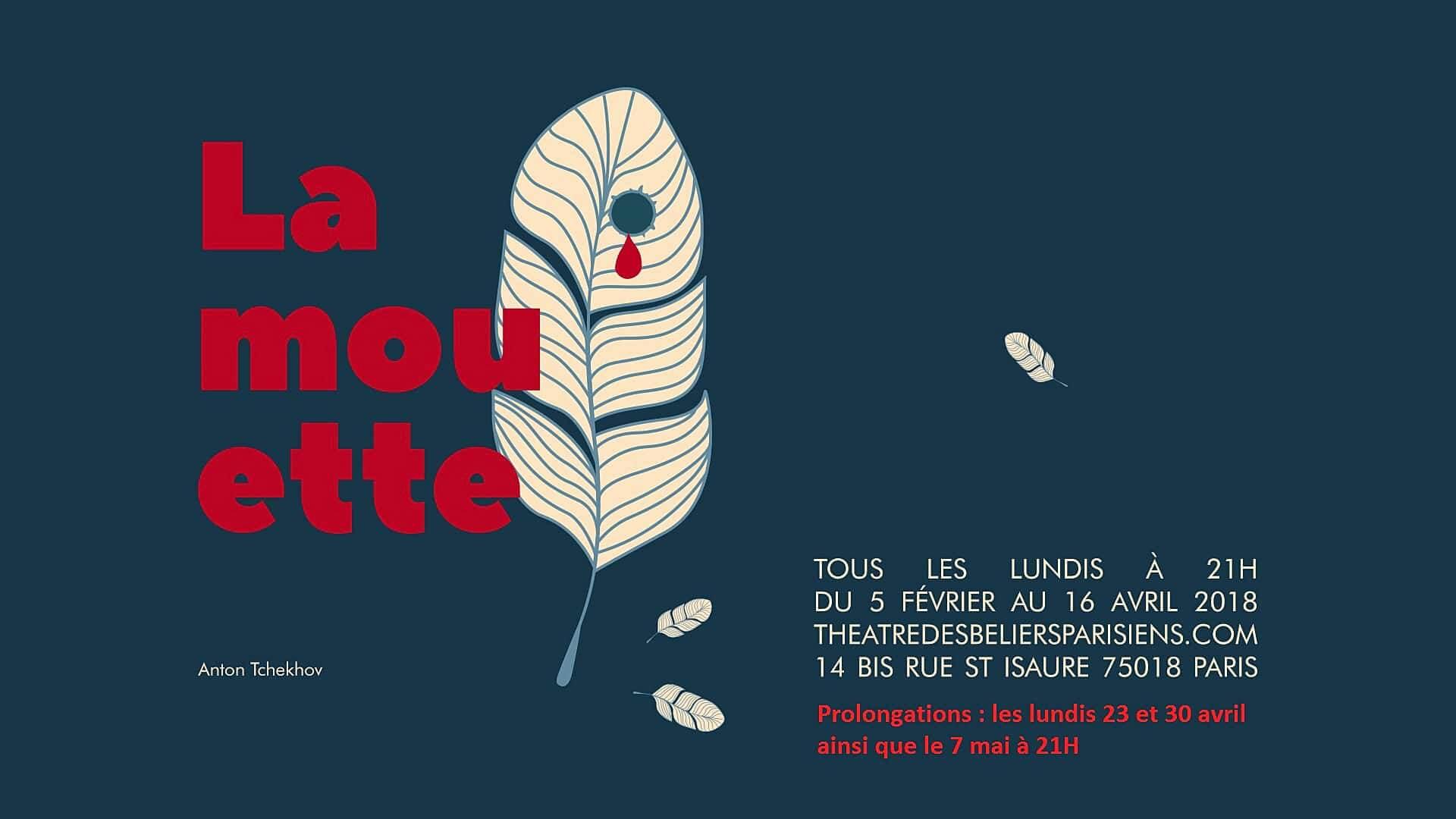 """Prolongations de """"La Mouette"""""""