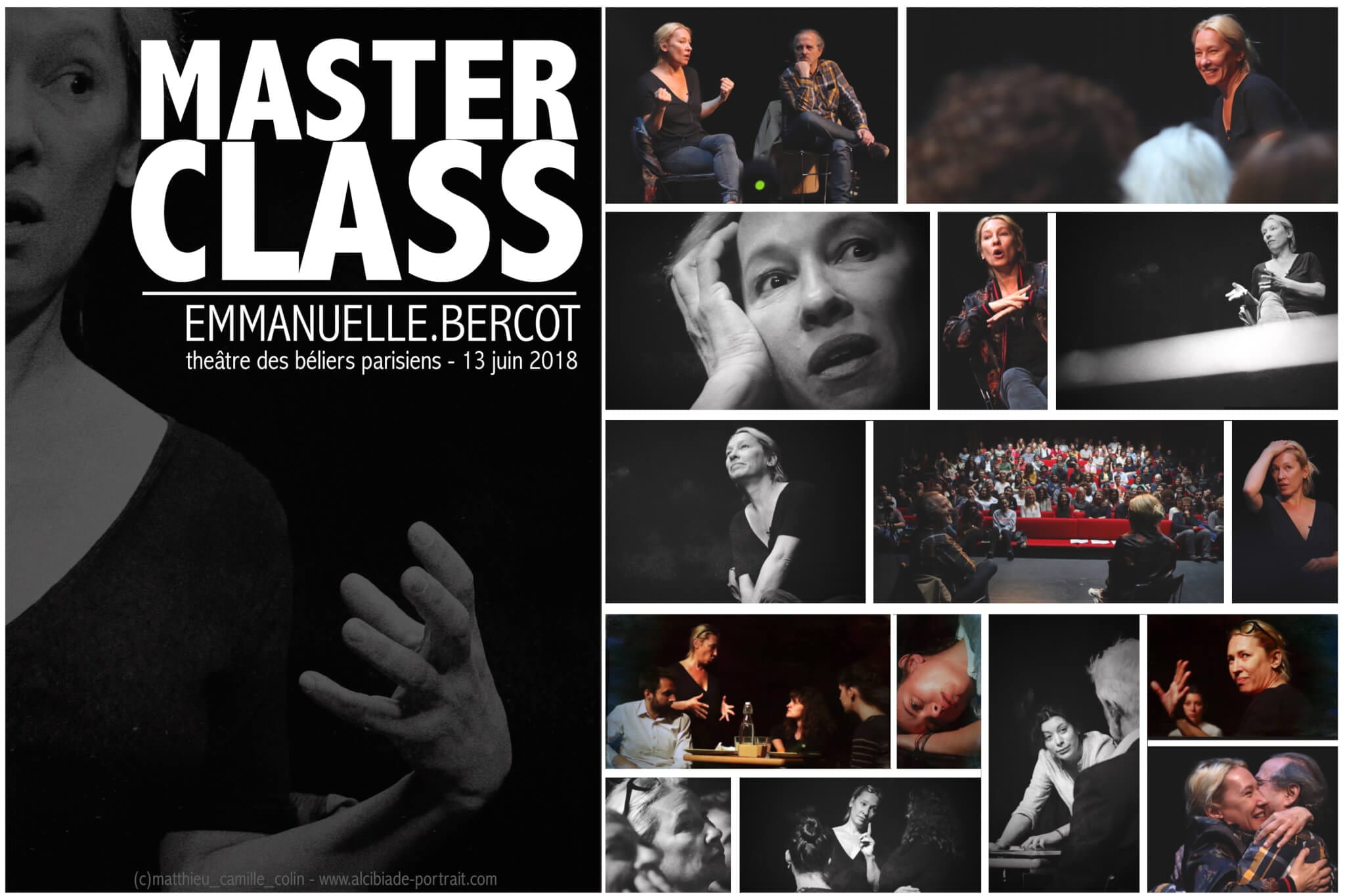 Masterclass d'Emmanuelle Bercot