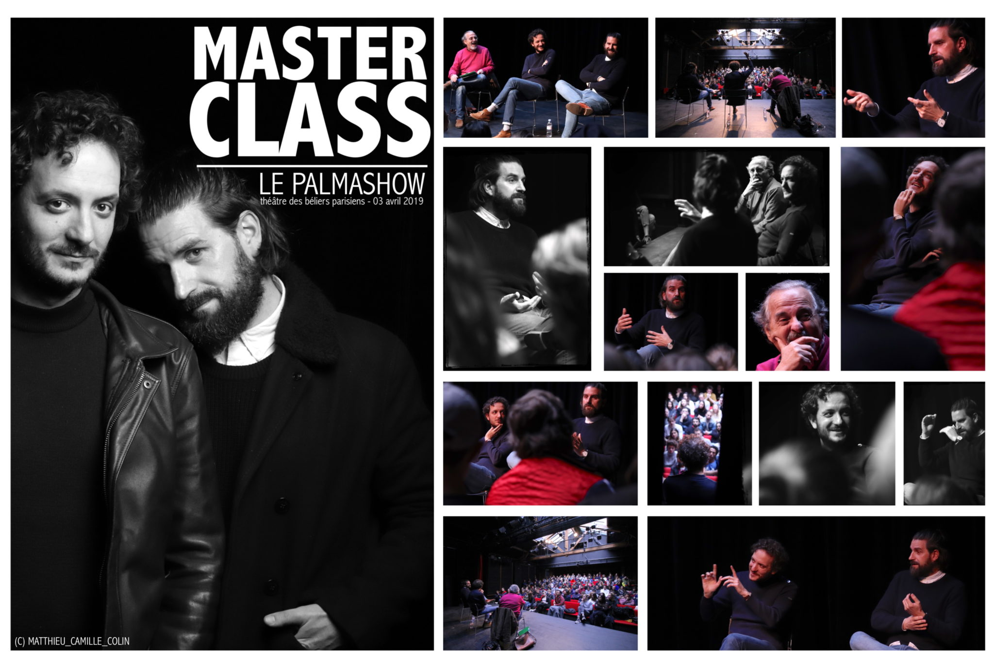 Master Class Palmashow