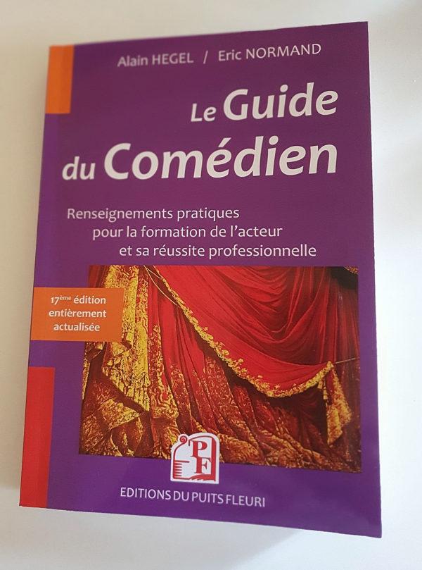 Les Cours Acquaviva et le Guide du Comédien 17ème édition