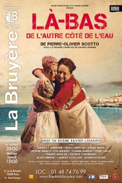 Actualités Théâtre Eva Dumont, Xavier Kutalian et Hugo Lebreton